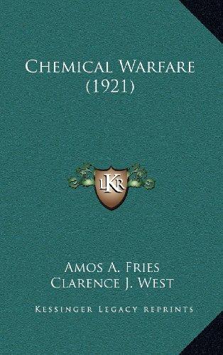 9781164427049: Chemical Warfare (1921)