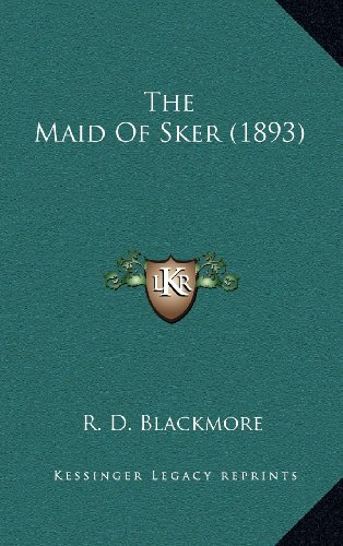 9781164434665: The Maid Of Sker (1893)