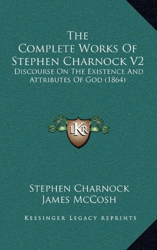 Stephen Charnock Used Books Rare Books And New Books Page 3