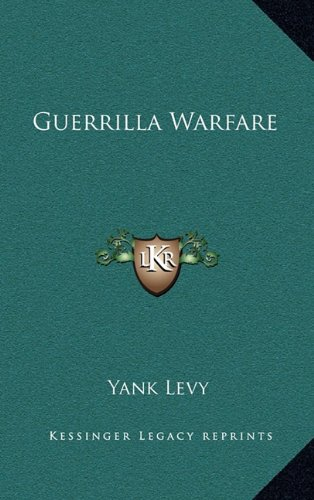 9781164474234: Guerrilla Warfare