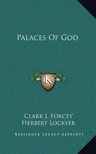 9781164475903: Palaces Of God
