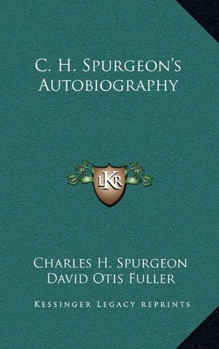 9781164477877: C. H. Spurgeon's Autobiography