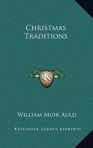 9781164483441: Christmas Traditions