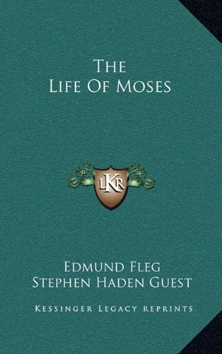 9781164497882: The Life Of Moses