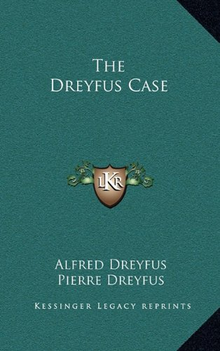 9781164506515: The Dreyfus Case