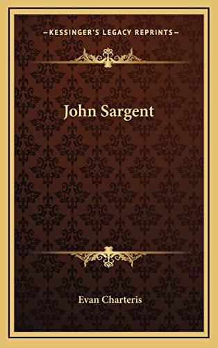 9781164510727: John Sargent