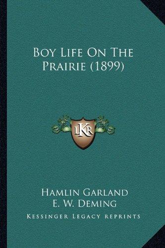 9781164590644: Boy Life On The Prairie (1899)