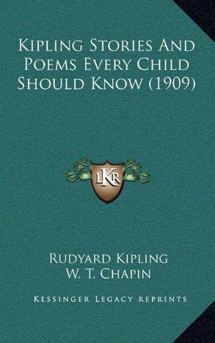 rudyard kipling poems for children