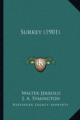 9781164919964: Surrey (1901)