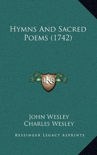 9781165029051: Hymns And Sacred Poems (1742)