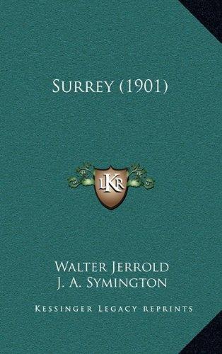 9781165032846: Surrey (1901)