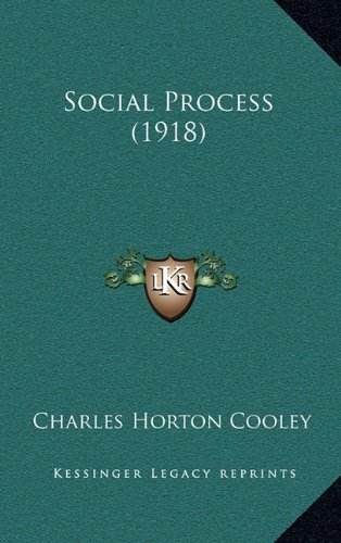 9781165053728: Social Process (1918)