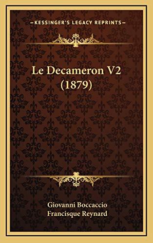 9781165060030: Le Decameron V2 (1879)