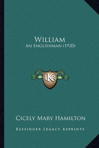 9781165153664: William: An Englishman (1920)