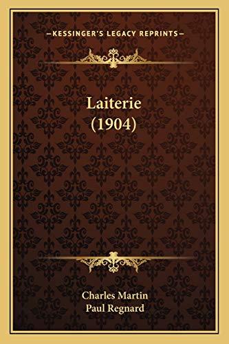 9781165384211: Laiterie (1904)