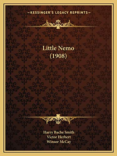 9781165416783: Little Nemo (1908)