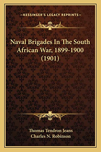 Naval Brigades In The South African War,