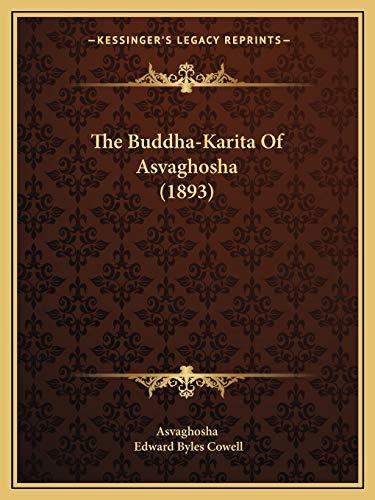 9781165535194: The Buddha-Karita Of Asvaghosha (1893)