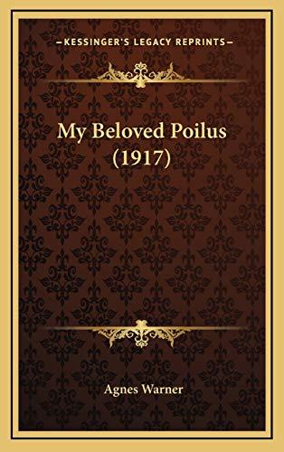 9781165620296: My Beloved Poilus (1917)