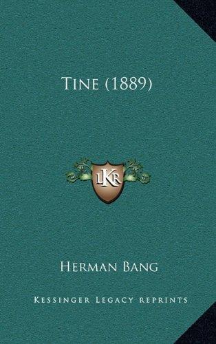 9781165725359: Tine (1889) (Danish Edition)