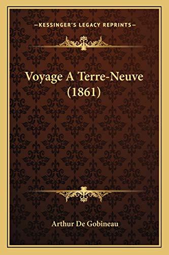 9781165794638: Voyage a Terre-Neuve (1861)