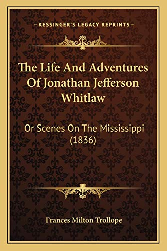 The Life And Adventures Of Jonathan Jefferson