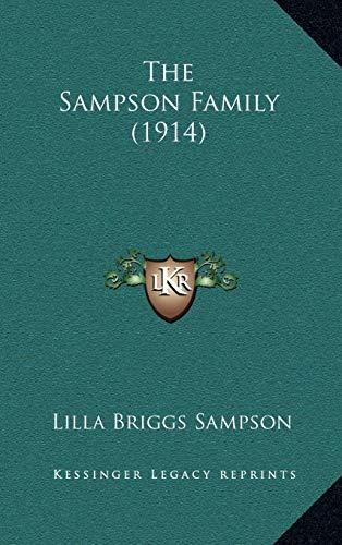 9781165848058: The Sampson Family (1914)