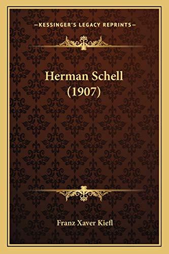 9781166025892: Herman Schell (1907) (German Edition)