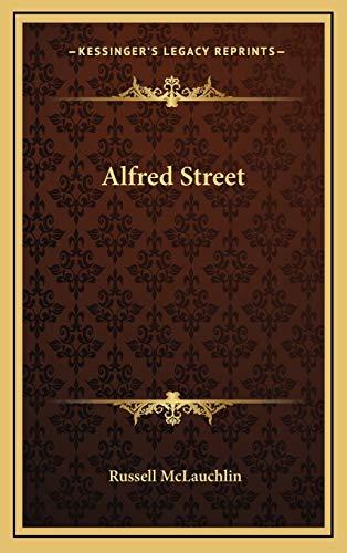 9781166119065: Alfred Street