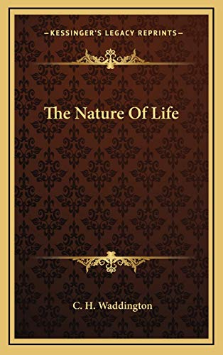 9781166122300: The Nature Of Life