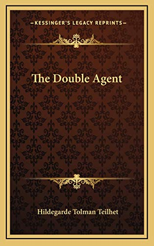 9781166127145: The Double Agent