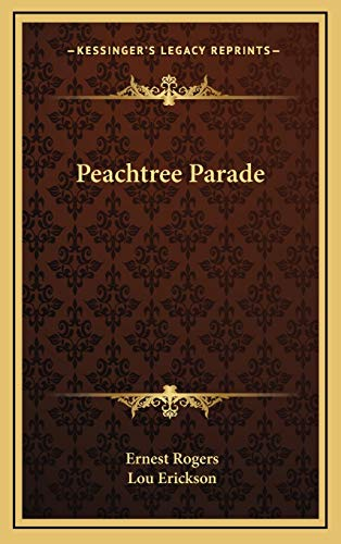 9781166128234: Peachtree Parade