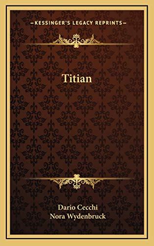 9781166128845: Titian