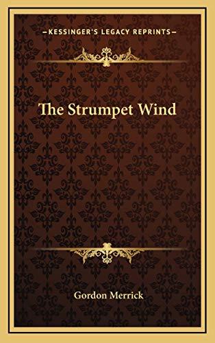 9781166130336: The Strumpet Wind