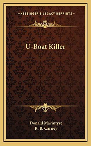 9781166130619: U-Boat Killer