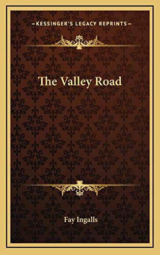 9781166133184: The Valley Road