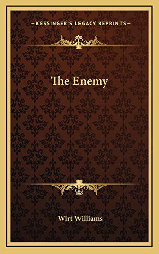 9781166134150: The Enemy the Enemy