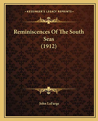 Reminiscences Of The South Seas (1912) (1166209881) by John LaFarge