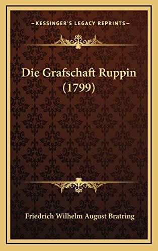 9781166267346: Die Grafschaft Ruppin (1799) (German Edition)