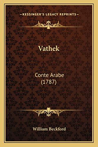 9781166298333: Vathek