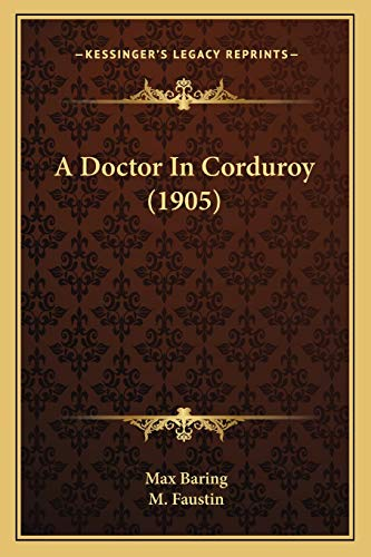 Corduroy Goes to Doctor