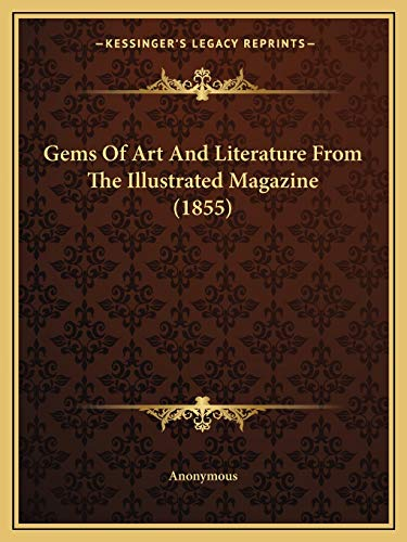 Gems Of Art And Literature From The