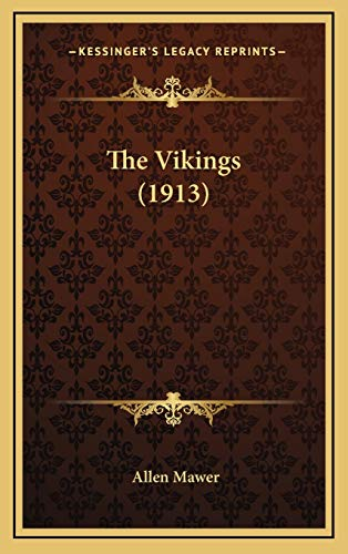 9781166638771: The Vikings (1913)