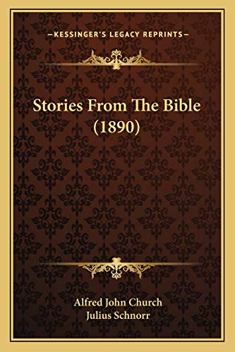 9781166991890: Stories From The Bible (1890)