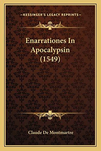 9781167025341: Enarrationes In Apocalypsin (1549) (Latin Edition)