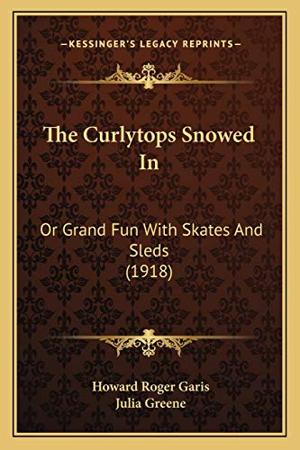 The Curlytops Snowed In: Or Grand Fun With Skates And Sleds (1918) (1167047109) by Garis, Howard Roger