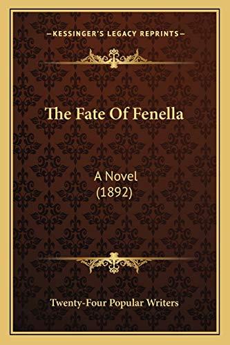 9781167049217: The Fate of Fenella: A Novel (1892)