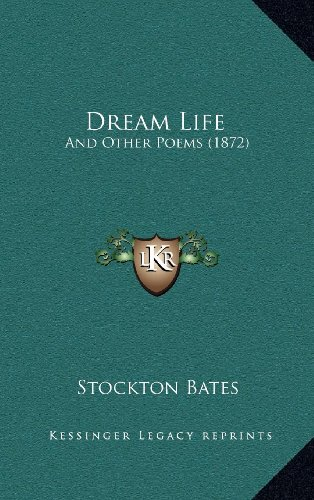 9781167058059: Dream Life: And Other Poems (1872)