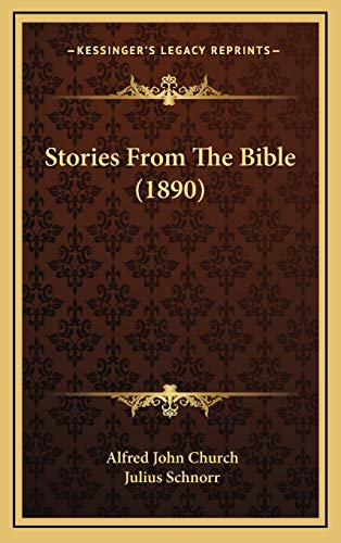 9781167105975: Stories From The Bible (1890)