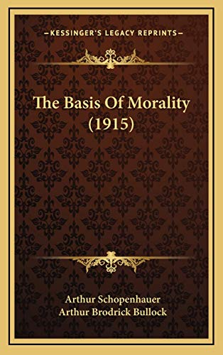 9781167112157: The Basis Of Morality (1915)
